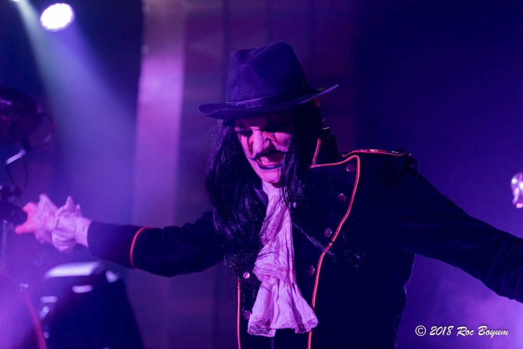 Avatar Regent Theater Concert Photography