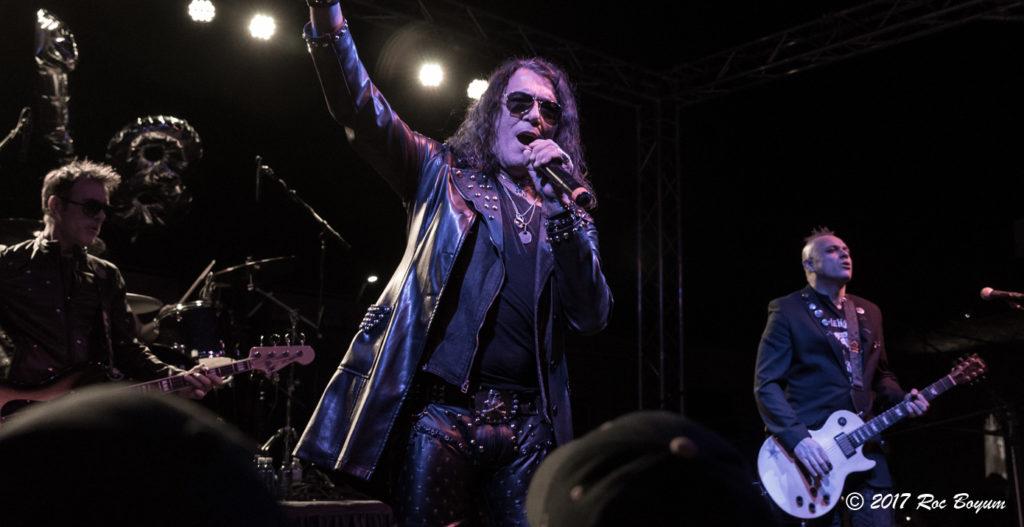 Stephen Pearcy BLK Live Phoenix AZ new Years Eve 2017