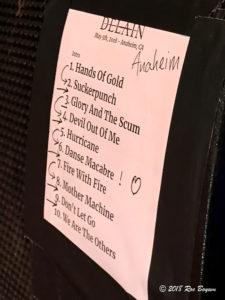 Delain Concert Reviews Concert Photography