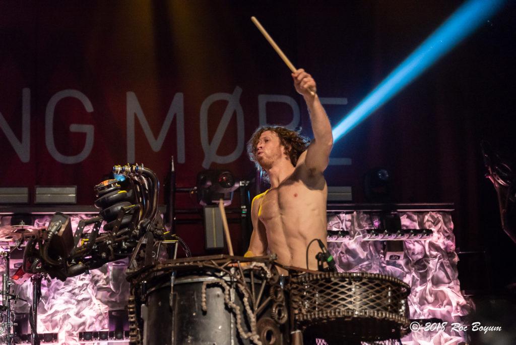 Nothing More Jonny Hawkins Concert Reviews Concert Photography