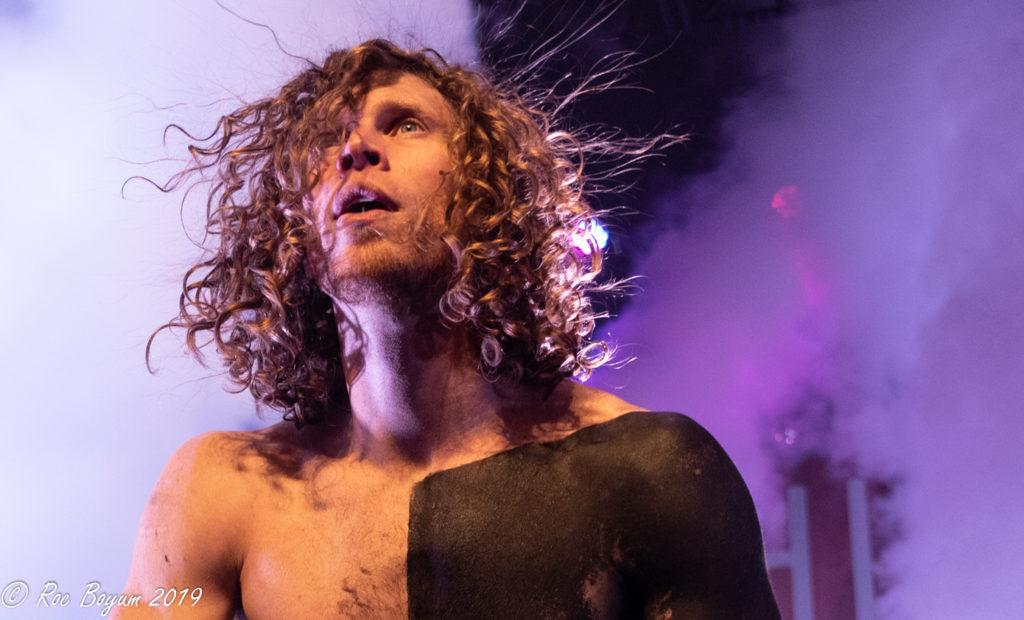 Jonny Hawkins Nothing More Belasco Theater Concert Reviews Concert Photography